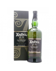 An Oa Islay Single Malt Whisky Ardbeg 70 cl