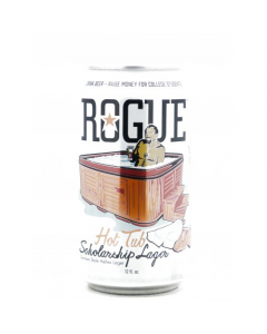 Hot Tub Lager confezione da 6 lattine Rogue 35.5 cl