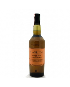 Islay Single Malt Whisky 18 anni Caol Ila Distillery 70 cl