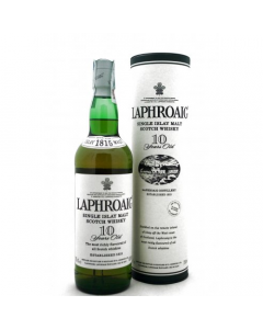 Single Islay Malt Scotch Whisky 10 anni Laphroaig 70 cl