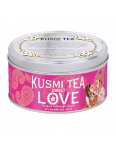 Tè Sweet Love in foglie Kusmi Tea 125 g