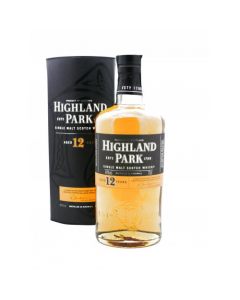 Single Malt Scotch Whisky 12 anni Highland Park 70 cl