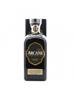 Extraroma Grand Amber Rum 12 anni The Arcane 70 cl