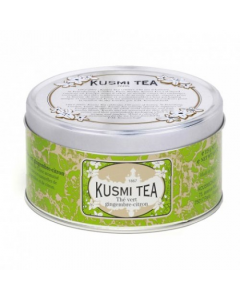 Ginger Lemon Green Tea in Foglie Kusmi Tea 125 g