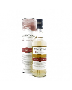 Speyside Glenlivet Single Malt Scotch Whisky 14 anni Tomintoul 70 cl