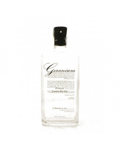 Geranium Gin Hammer and Son 70 cl