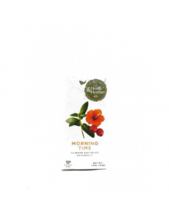Infuso Morning Time in bustine Heath & Heather 40 g