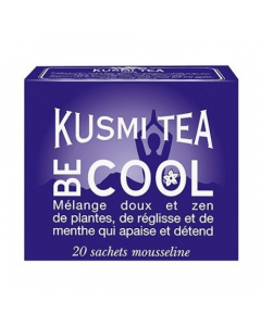 Be Cool tè in bustine Kusmi Tea 44 g