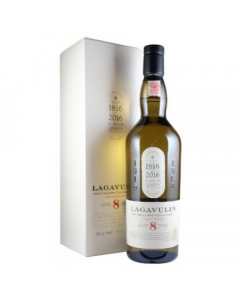 Scotch Whisky Single Malt 8 anni Lagavulin 70 cl