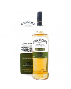 Single Malt Scotch Whisky Small Batch Bourbon cask matured Bowmore 70 cl