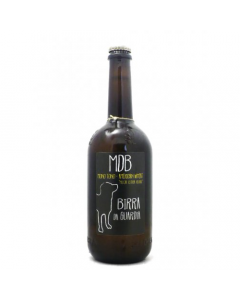 Moja American Wheat Birra da Guardia 75 cl