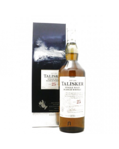 Single Malt Scotch Whisky 25 anni Talisker 70 cl