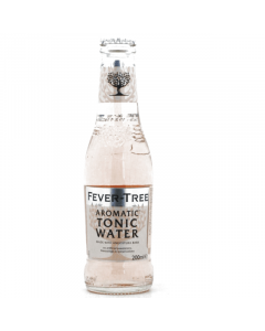 Aromatic Tonic Water Pink Fever Tree 200 ml