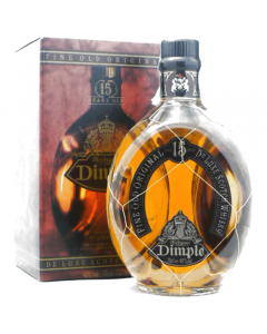 Original Blended Scotch Whisky 15 anni astucciato Dimple 70 cl