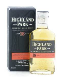 Single Malt Scotch Whisky 18 anni Mignon