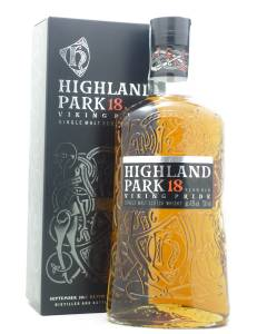Single Malt Scotch Whisky 18 anni Highland Park 70 cl
