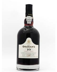 10 Year Old Tawny Port Graham's 75 cl