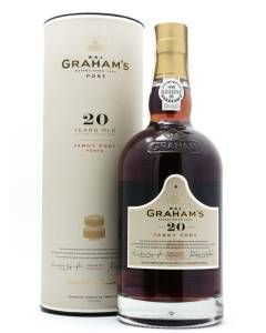 20 Year Old Tawny Port Graham's 75 cl
